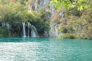 Plitvice Lakes: the lower lakes