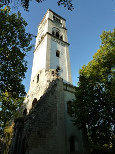 St. Anthon's Church in Bihac