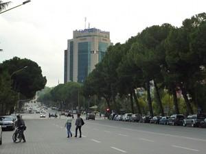 Impression of Tirana