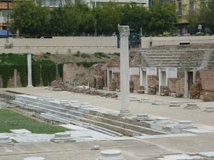Forum Romanum in Thessaloniki