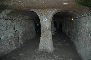 Derimnkuyu Underground City: meeting hall
