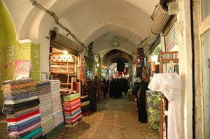 Shopping in Kashan