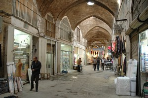 Shopping in Esfahan