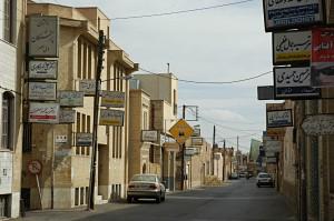Side road in Yazd
