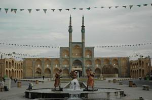 Amir Chakhmaq Complex in Yazd