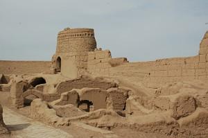 Narein castle in Meybod