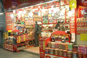 Shopping in Mashhad: Sweets for my sweet...