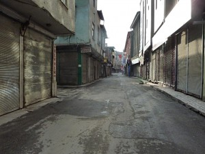 Malatya: The day after the market during the Festival of Sacrifice