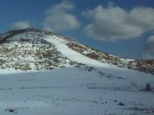 Turkish ski resort