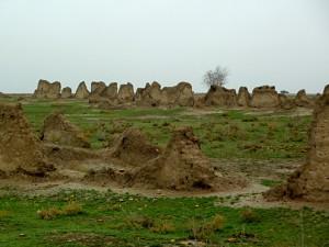 Abiverd: Traces of ancient settlements