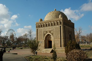 The Ismail Samani mausoleum