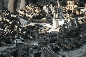 Kumtepa Bazaar: Any need for spare parts?