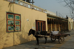 Traditional Kuqa