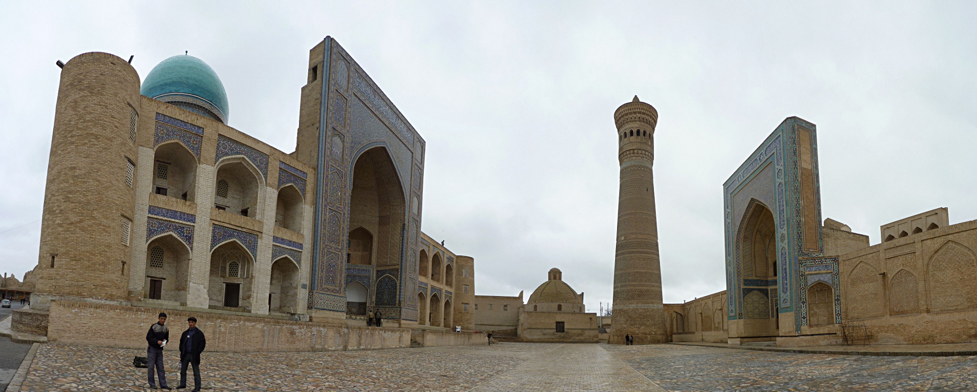 bukhara modern babylon experiences and observations