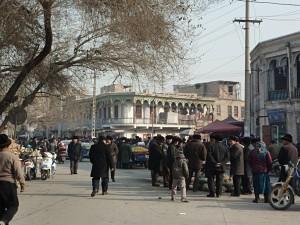 Impression of Kashgar's Old Town