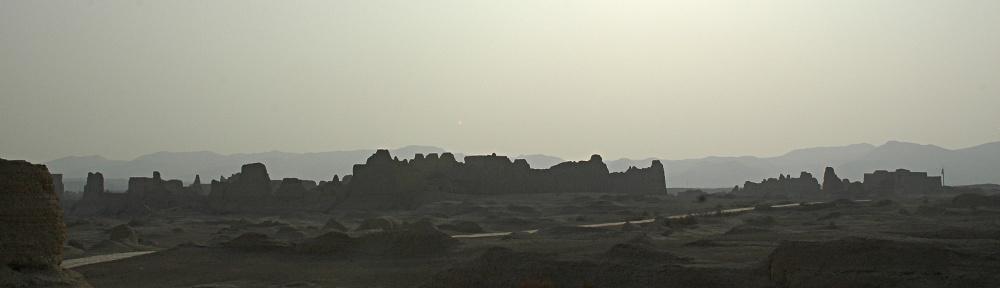 [en:]The ruins of Jiaohe near Turpan[de:]Die Ruinen von Jiaohe bei Turpan