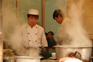 More steaming pots in Xian