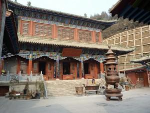 Tempel der weissen Pagode