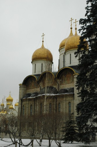 Assumption Cathedral in the Kremlin