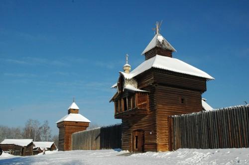 Ganz Sibirien ist von den Russen besetzt! Ganz Sibirien?