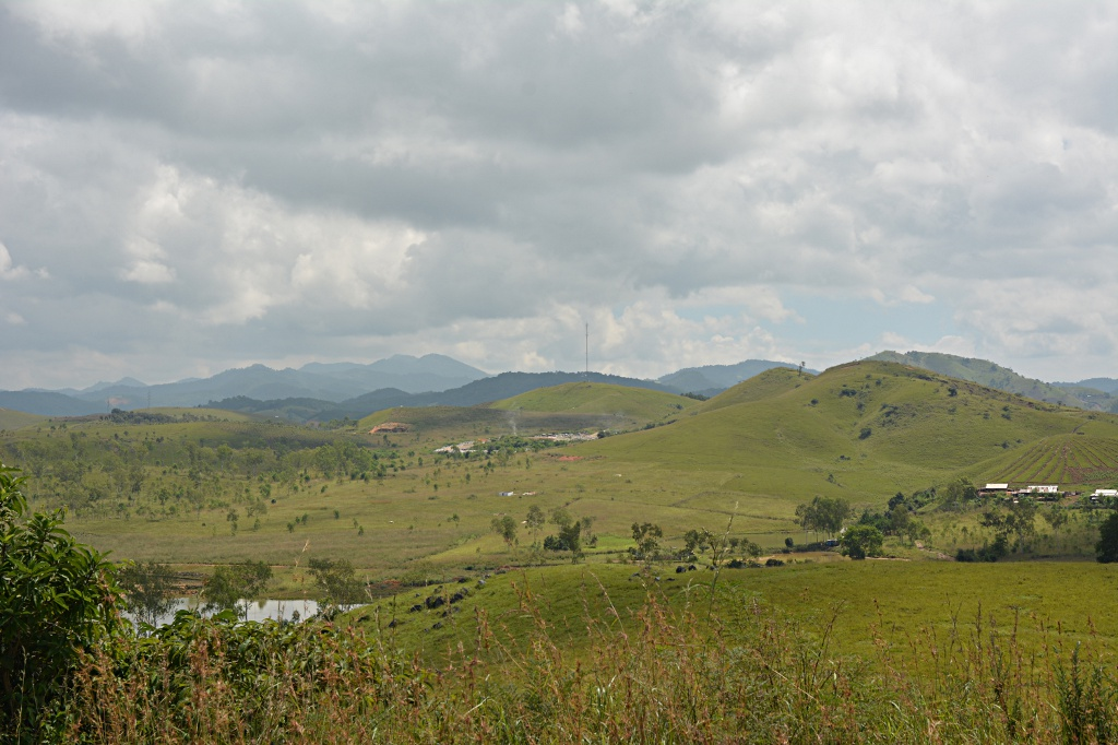 Plain of Jars near Phonsavan