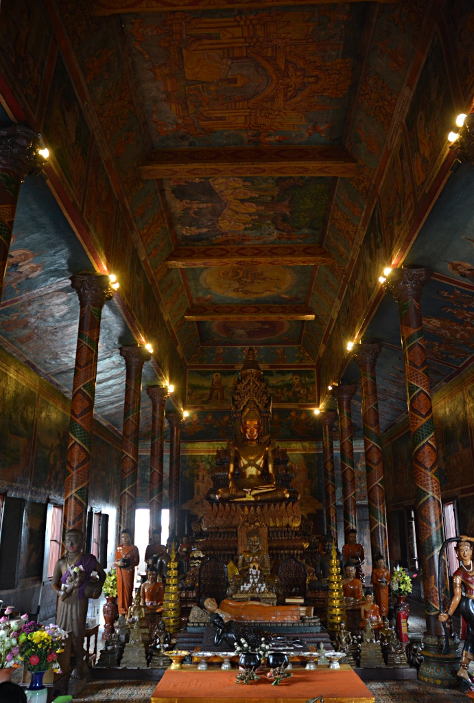 Legends become real: Wat Penh