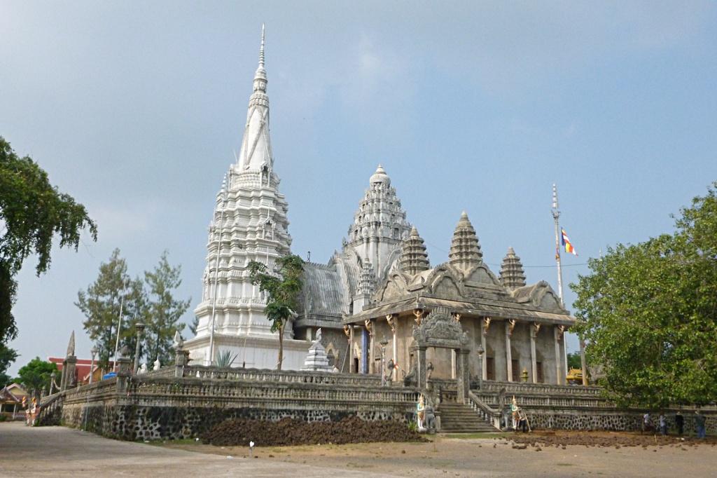 Sister hill near Kampong Cham