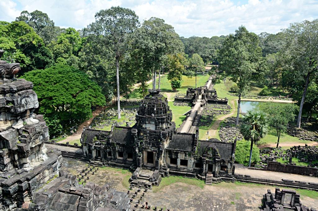 Baphuon at Angkor Thom
