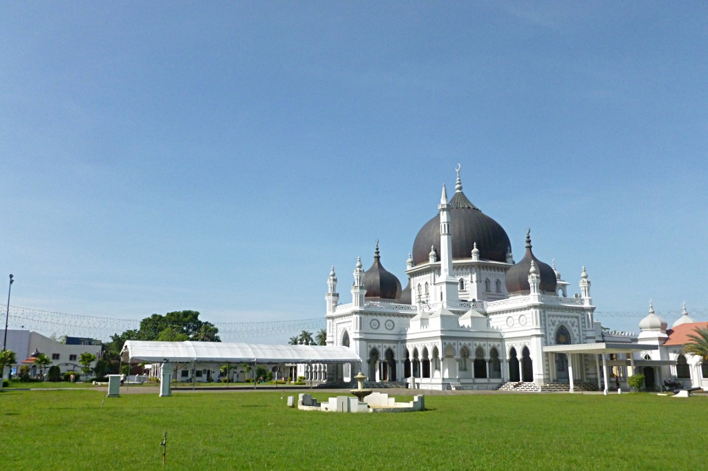 The main mosque of Alor Setar