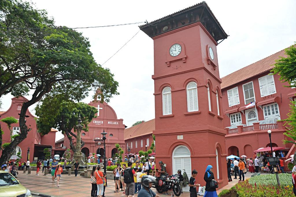 Dutch quarter of Malacca